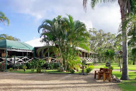 Agnes Water Hideaway - Palm Beach Accommodation
