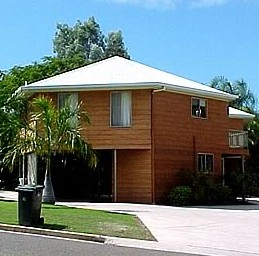 Boyne Island Motel and Villas - Palm Beach Accommodation
