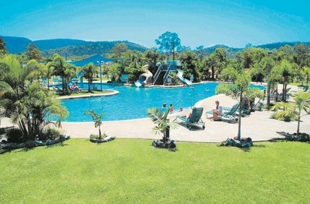 BIG4 Adventure Whitsunday Resort - Palm Beach Accommodation