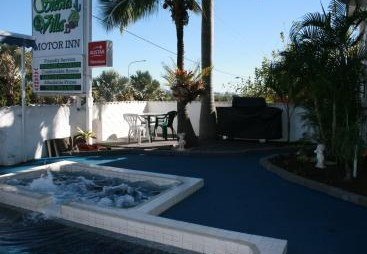 Siesta Villa Motel - Palm Beach Accommodation