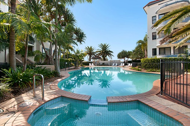 Sandcastles On The Broadwater - Palm Beach Accommodation