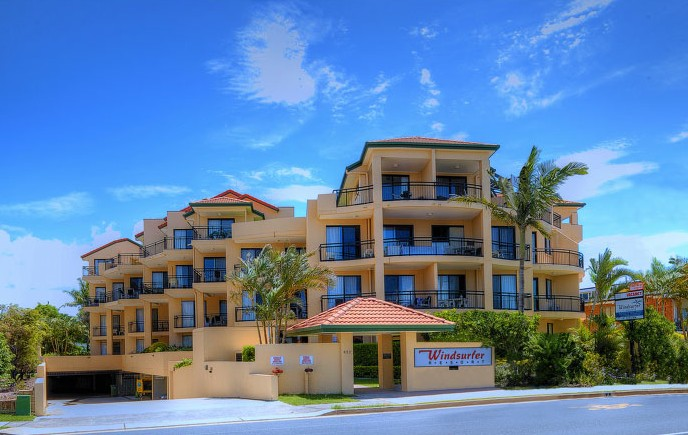 Windsurfer Resort - Palm Beach Accommodation