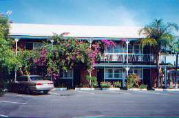 Mineral Sands Motel - Palm Beach Accommodation