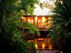 Hunchy Hideaway - Palm Beach Accommodation