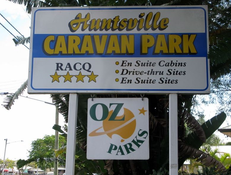 Huntsville Caravan Park - Palm Beach Accommodation