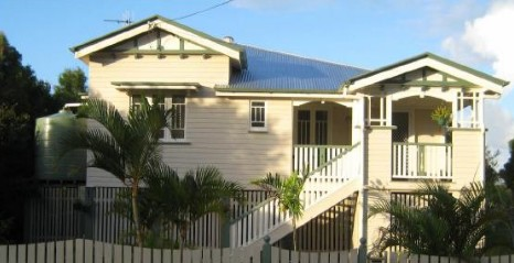 Eco Queenslander Holiday Home and BB - Palm Beach Accommodation