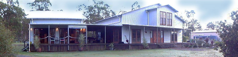 Tin Peaks Bed and Breakfast - Palm Beach Accommodation