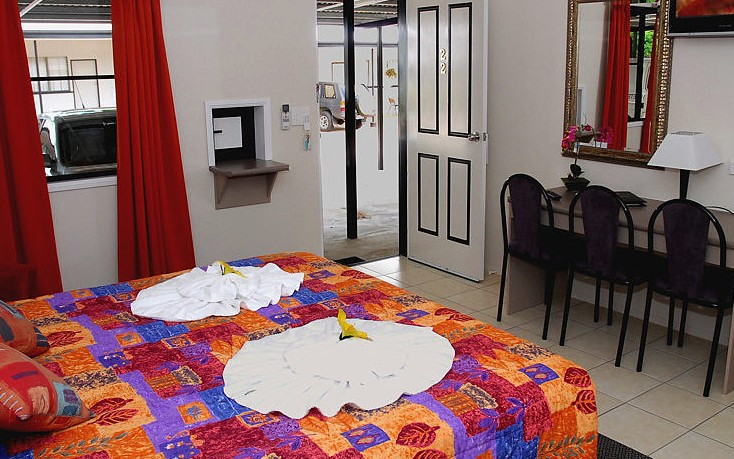 Charters Towers Motel - Palm Beach Accommodation
