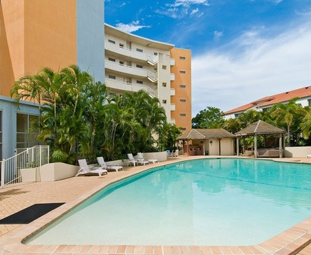 Rays Resort Apartments - Palm Beach Accommodation