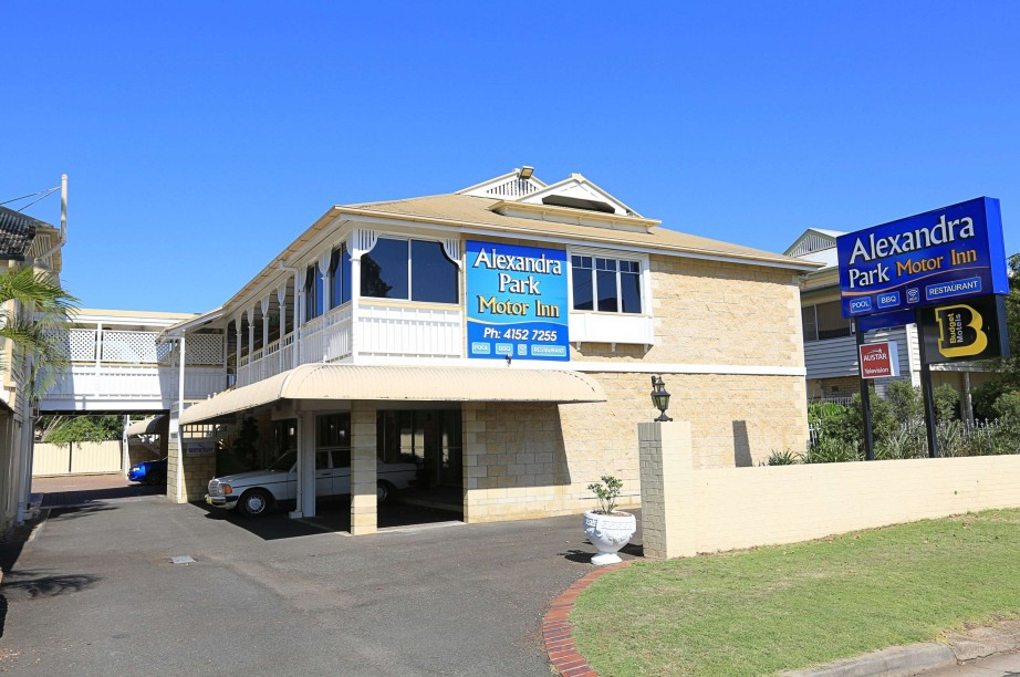 Alexandra Park Motor Inn - Palm Beach Accommodation