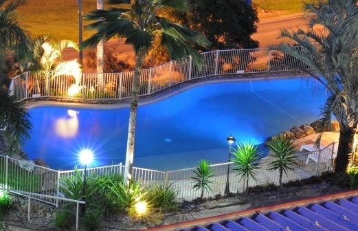 Boathaven Spa Resort - Palm Beach Accommodation