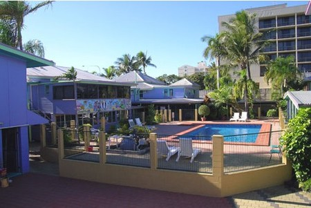 Caravella Backpackers Hostel - Palm Beach Accommodation