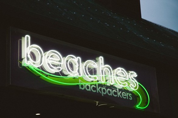 Beaches Backpacker Resort - Palm Beach Accommodation