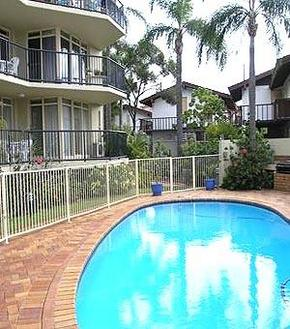 Bayview Beach Holiday Apartments - Palm Beach Accommodation