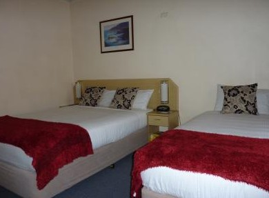 Best Western Ashfield Philip Lodge Motel
