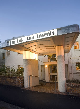 The Lido Boutique Apartments - Palm Beach Accommodation