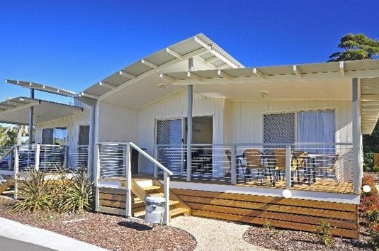 BIG4 Easts Beach Holiday Park - Palm Beach Accommodation
