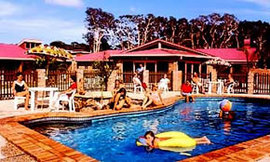 Wombat Beach Resort - Palm Beach Accommodation