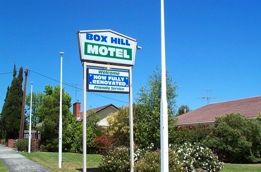 Box Hill Motel - Palm Beach Accommodation