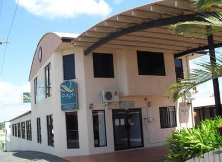 Quality Inn Harbour City - Palm Beach Accommodation