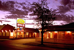 Dalby Mid Town Motor Inn - Palm Beach Accommodation