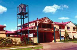 Dalby Homestead Motel - Palm Beach Accommodation