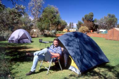 Voyages Ayers Rock Camp Ground - Palm Beach Accommodation