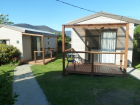 Hobart Cabins and Cottages - Palm Beach Accommodation