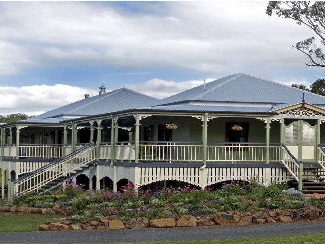 The Sanctuary Springbrook Guest House Cottage - Palm Beach Accommodation