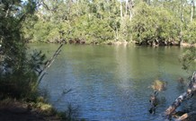 Jervis Bay Cabins and Hidden Creek Real Camping - Palm Beach Accommodation