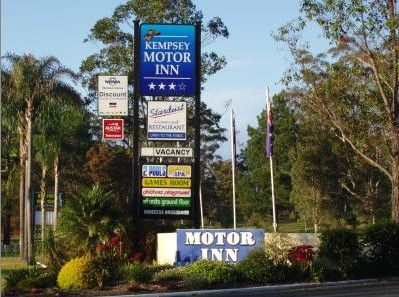 Kempsey Motor Inn - Palm Beach Accommodation
