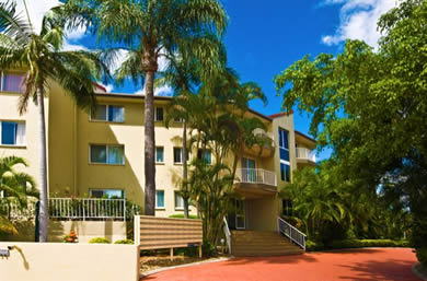 Bayview Waters Apartments - Palm Beach Accommodation