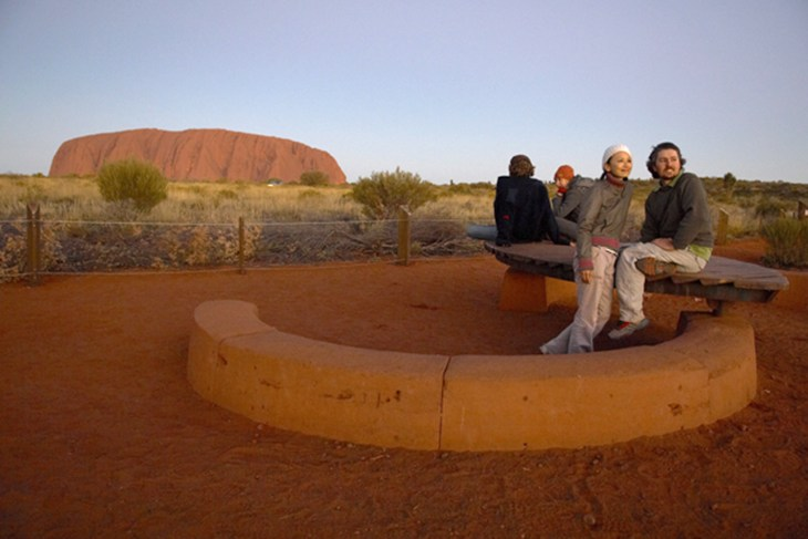 Ayers Rock - Outback Pioneer Lodge - Palm Beach Accommodation