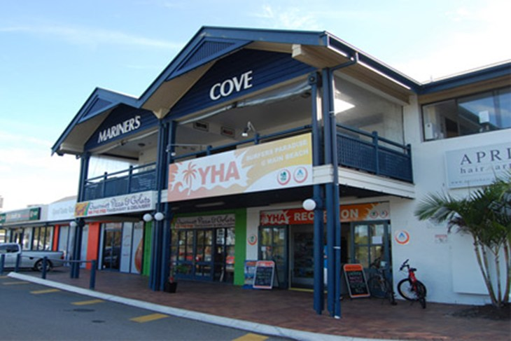 Surfers Paradise YHA Main Beach - Palm Beach Accommodation
