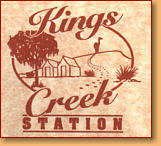Kings Creek Station - Palm Beach Accommodation