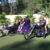 Gold Coast Motorcycle Tours - Palm Beach Accommodation