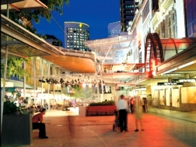 Queen Street Mall - Palm Beach Accommodation