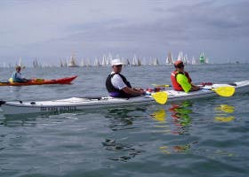 Sea Kayak Melbourne and Victoria - Palm Beach Accommodation