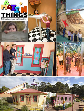 A Maze 'N Things - Palm Beach Accommodation
