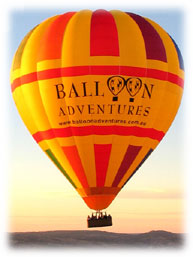 Balloon Adventures Barossa Valley - Palm Beach Accommodation