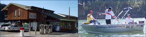 Brooklyn Central Boat Hire  General Store - Palm Beach Accommodation
