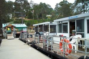 Clyde River Houseboats - Palm Beach Accommodation