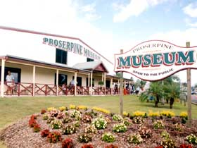 Proserpine Historical Museum - Palm Beach Accommodation