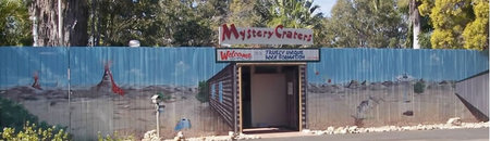 Mystery Craters - Palm Beach Accommodation