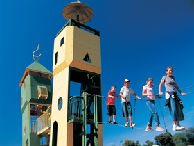 Monash Adventure Park - Palm Beach Accommodation