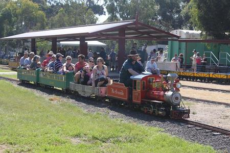 Altona Miniture Railway - Palm Beach Accommodation