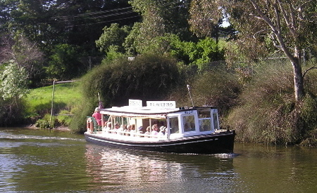 Blackbird Maribyrnong River Cruises - Palm Beach Accommodation