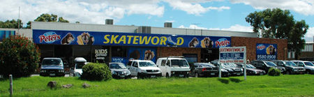 Skateworld Mordialloc - Winter Family Skate