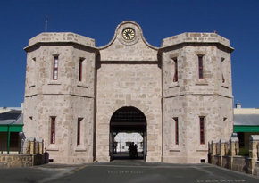 Fremantle Prison - Palm Beach Accommodation