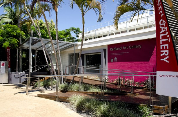 Redland Art Gallery - Palm Beach Accommodation